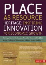 Heritage Innovation Conference Flyer